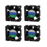 Оригинал 4шт UM2 + 24В 3010 мини-вентилятор охлаждения для 3D-принтер