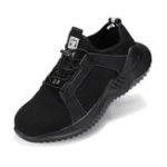 Оригинал TENGOO Туризм Стальной Toe Рабочая обувь Защитная обувь Сетка противоскользящая обувь против скалолазания