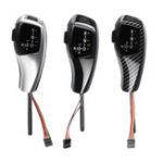 Оригинал Ручка ручного переключения передач LED Палка Рычаг LHD Автоматическая ручка для BMW E39 E53