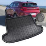 Оригинал Задний багажник автомобиля Доставка Коврик на заказ с подносом для багажника для Kia Sportage QL 2016 2017 2018 2019
