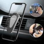 Оригинал Floveme 3 In 1 Магнитный вентиляционный клапан Авто Держатель для телефона Аварийное сиденье для оконного выключателя Ремень Резак Для 4.0-6.5-дюй