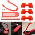 Оригинал 3D Печать Скутер Заднее Крыло Поддержка Кронштейн Стартер Набор Для Xiaomi M365