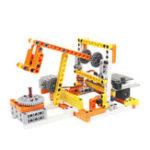 Оригинал LOBOT DaDa: bit STEAM DIY Многофункциональный программируемый RC Robot Обучающий Набор Совместимый Micro: bit Python