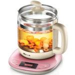 Оригинал 220v электрический чайник кастрюля с лапшой горячая вода Чай кастрюля посуда съемная база