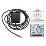 Оригинал M5Stack GPS модуль с внутренним и внешним Антенна MCX интерфейс IoT Development Board для Arduino ESP32