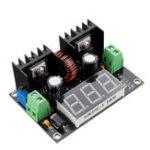 Оригинал VHM-142 XL4016E1 DC 4-40 В Вход DC 1,25-36 В Выход 8A Регуляторы 180 кГц PWM Модуляция Цифровой DC-DC понижающий модуль Переключатель с Дисплей