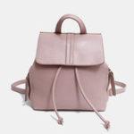 Оригинал Многофункциональный рюкзак из искусственной кожи для женщин