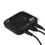 Оригинал iMars Bluetooth Приемник Беспроводной адаптер APTX LL 3,5 мм Aux Music GPS NFC для Авто Аудио наушники для домашнего телевизора
