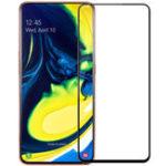 Оригинал NILLKIN Amazing CP + PRO 0.33 мм Ультратонкий протектор экрана из закаленного стекла с защитой от взрыва для Samsung Galaxy A80 / Galaxy A90 2019