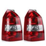 Оригинал Задний левый / правый задний фонарь в сборе Тормоз Лампа Крышка для Hyundai Tucson SUV JM 2004 ~ 2010
