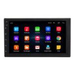 Оригинал 7200C 7-дюймовый 2Din для Android 8.1 1 + 16G Авто MP5 Player Quad Core Стерео Радио GPS WIFI RDS Поддержка Автоema