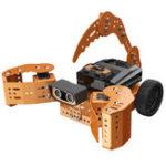 Оригинал LOBOT Qdee Micro: bit DIY Программа APP Control Управление распознаванием цветов Smart RC Robot Авто