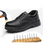 Оригинал Мужская рабочая обувь Anti-Smashing Жесткая защитная обувь Steel Toe Keep Warm Водонепроницаемы Кроссовки