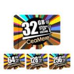 Оригинал CeaMere 8GB 16GB 32GB 64GB Высокоскоростной класс памяти 10 TF Карта памяти для смартфона Планшет GPS Автомобиль Видеорегистратор
