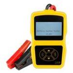 Оригинал 12 В ABS 2,4 дюймов Авто Батарея Системный тестер Измеритель мощности Автоматический анализатор CCA