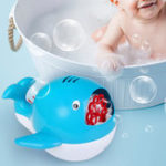 Оригинал Кит / Подводная Лампа Bubble Blower Machine Музыкальный Чайник-ванна Ванна Детская Игрушка для Душа Веселье