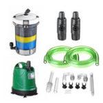 Оригинал Аквариум Внешняя канистра Fish Tank Фильтр Очиститель воды с Насос для ниже 0,6 м Fish Tank