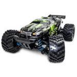 Оригинал Grazer Toys 12004 Tempest 1/18 2.4G Водонепроницаемы Высокая скорость 40 км / ч Hammer Зеленый RC Авто Модели автомобилей