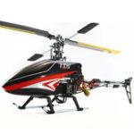 Оригинал KDS 450SV FBL 6CH 3D Flying Ремень Drive Alloy Версия RC Вертолет DIY Набор
