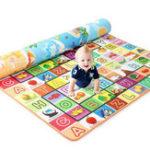 Оригинал 3 размер ребенка дети напольные коврик коврик для пикника подушки коврик для ползания Водонепроницаемы