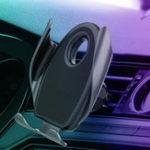 Оригинал Air Vent Приборная панель Gravity Linkage Automatic Замок Авто Держатель телефона для смартфона 4.0-6.5 iPhone 3919122 XS Макс Samsung Galaxy S10 +