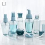 Оригинал Jordan & Judy 6Pcs Путешествия суб-бутылки Здоровье бутылочек с распылителем многоразового использования Набор косметических увлажняющих бутыло