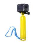 Оригинал Waterprrof съемный карманный стержень плавучести Gimbal для DJI OSMO Action XiaoYi SJCAM FPV Action Sport камера