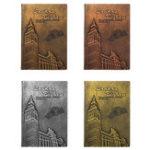 Оригинал Big Ben London Notebook Travel Школа Блокнот 256 страниц Подарок для Школа Канцелярские товары