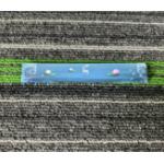Оригинал Пятигранный Dyesub PBT Lotus Pond Space Bar 6.25u Новинка Keycap