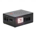 Оригинал DM C2W DLP Проектор 854 * 480 3000 люмен LED Проектор Мини домашний кинотеатр HD Мини Проектор Bluetooth 4.0 Dual WIFI Android 5.1