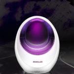 Оригинал 360 ° USB Электронный убийца комаров Лампа LED UV Light Fly Bug Насекомых ловушка Zapper