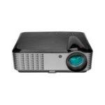 Оригинал Rigal RD-819 Video Проектор 4000 Lumen Full HD Разрешение 1920 * 1200 Для домашних развлечений Кинотеатр Офис Домашний кинотеатр 3D Версия Проектор-Android