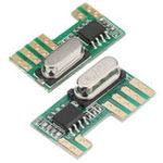 Оригинал 315 МГц / 433 МГц LR35C LR45C Беспроводной RF Дистанционный Приемник Модуль LR35C-315 МГц LR45C-433 МГц ASK 115 дБм