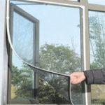 Оригинал Fly Bug Насекомых Занавес Сетка Ошибка Москитная Дверь Окна Липкой Сетки Провод Протектор Экрана Сетки