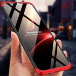 Оригинал Bakeey 3 в 1 Двойной Dip 360 ° Ударопрочный жесткий ПК Защитный Чехол Для Samsung Galaxy A40 2019