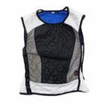 Оригинал Охлаждающий жилет S / M / L / XL Racing для летнего всадника, чтобы остыть во время катания На открытом воздухе