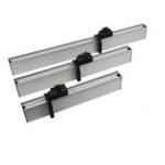 Оригинал Drillpro 600 / 800мм Деревообработка Инструмент Митр Алюминиевый забор Алюминиевый забор Маршрутизатор с Шкала