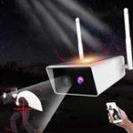 Оригинал Joona F3C-N Солнечная Блок питания и Батарея Блок питания 1080P IP камера PIR Обнаружение тела WiFi камера Водонепроницаемы AP Hotspot Off Сетевой мониторин