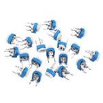 Оригинал 200pcs RM065 5K Ом Trimpot Триммер Потенциометр Переменный Резистор