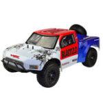 Оригинал VRX Racing RH1045SC 1/10 2.4G 4WD 40 км / ч RC АВТОМОБИЛЬ Электрический Бесколлекторный Модель автомобиля RTR