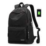 Оригинал Mazzy Star MS_8018 15.6 дюймов Рюкзак для ноутбука USB зарядка Анти-вор ноутбук Сумка Мужское плечо Сумка Деловой случайный рюкзак для путешествий