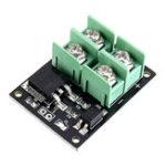 Оригинал Низкое напряжение MOSFET Модуль переключателя Электронный 3В 5V Низкий уровень управления Высокое напряжение 12В 24В 36В Модуль FET