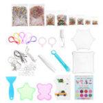 Оригинал Смешайте / Кристаллы Плавкие Бусины Воды Липкие Бусины DIY Refill Water Spray Kid Art Craft