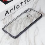 Оригинал Bakeey Luxury Противоударный Elac-plating Прозрачный жесткий ПК Защитный Чехол Для Xiaomi Redmi Note 7/Redmi Note 7 Pro