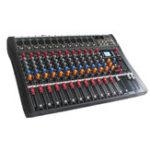 Оригинал Bakeey 6/8/12/16 Каналы Профессиональный Аудио Микшер 6 Режимов Музыки USB Bluetooth Консоль Микширования Усилитель Для Живой Студии KTV Party Recording DJ