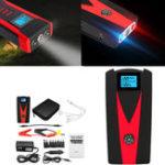 Оригинал 12 В 99900 мАч Портативный Авто Jump Starter Booster Power Bank 2 USB Батарея Зарядное устройство
