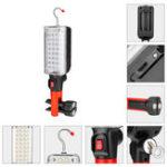 Оригинал XANES 34SMD 2Modes LED Рабочий свет Поворотный аварийный рабочий свет На открытом воздухе Многофункциональный LED Рабочий свет с магнитным и Крюк