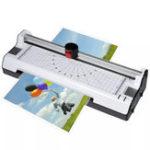 Оригинал Soonye YE288 A4 Машина для ламинирования пластиковых пленок для ламинирования фотографий Машина для сверхпластизации фото пленок для дома A4 Маш