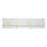 Оригинал Высокая мощность 50 Вт LED COB Light Chip с Водонепроницаемы Объектив для DIY прожекторов AC180-240V