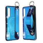 Оригинал Bakeey Blue Ray ремешок противоударный Soft Силиконовый Защитный Чехол для Xiaomi Mi9 / Mi9 Прозрачный выпуск